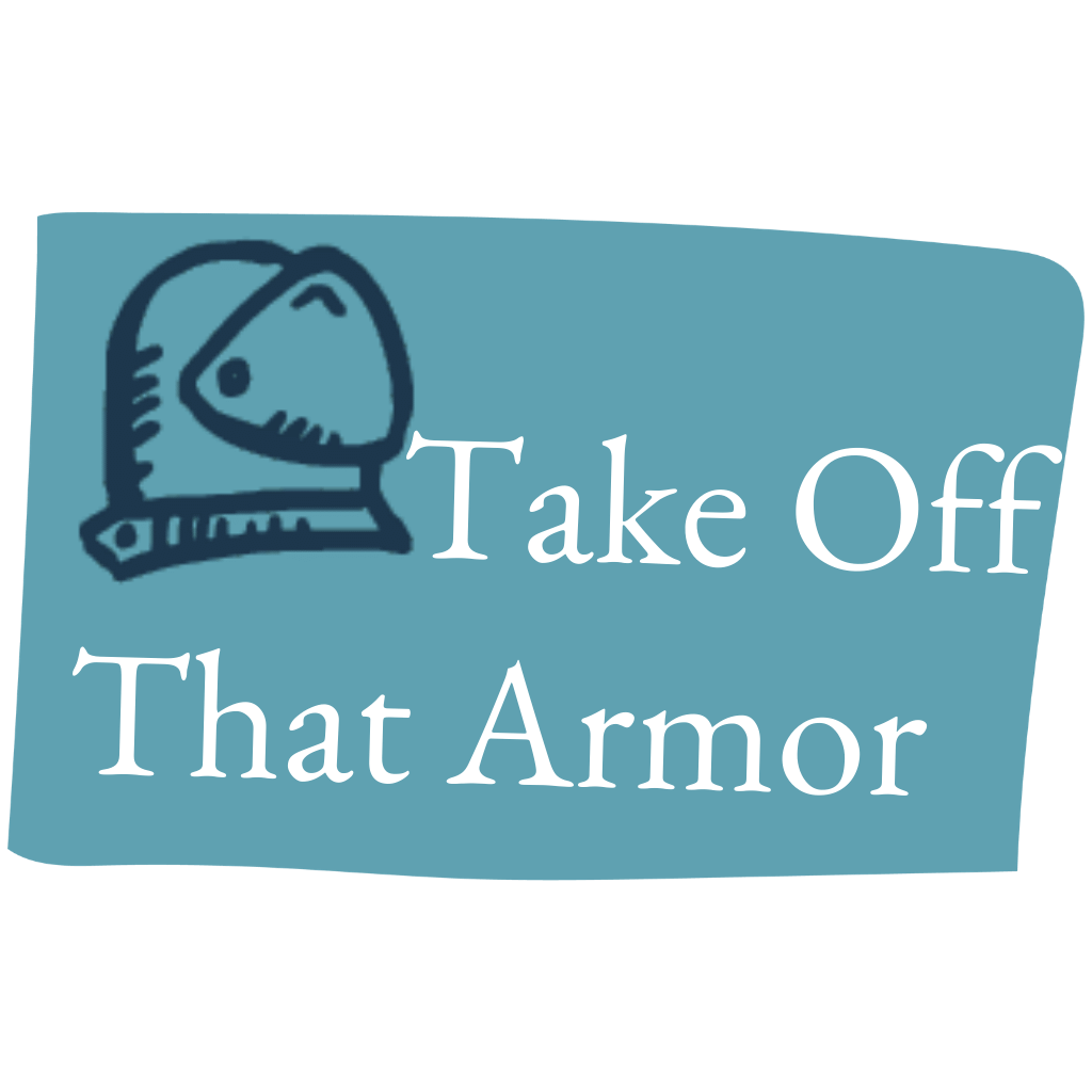 'Take off that armor' says a wife who feels the lack of emotional support from her husband. Transforming lack of emotional support from your husband into love